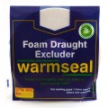 Warmseal foam draught excluder extra wide 5m