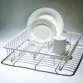 Delfinware 2010 standard dish drainer white