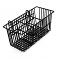 Delfinware 2550BK wire cutlery basket black