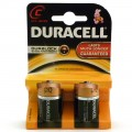 Duracell C MN1400 batteries pack of 2