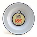 Falcon 24cm enamel soup plate