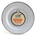 Falcon 24cm enamel dinner plate