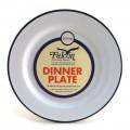 Falcon 20cm enamel dinner plate