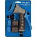 Green Jem 7 Dial Spray Gun and Fittings Set