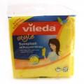 Vileda sunsplash cloth pack of 2