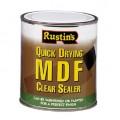 Rustins MDF sealer 250ml
