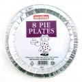 Caroline 1021 pie plates pack of 8