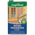 Cuprinol clear wood preserver 1 litre