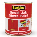 Rustins small job gloss paint 250ml