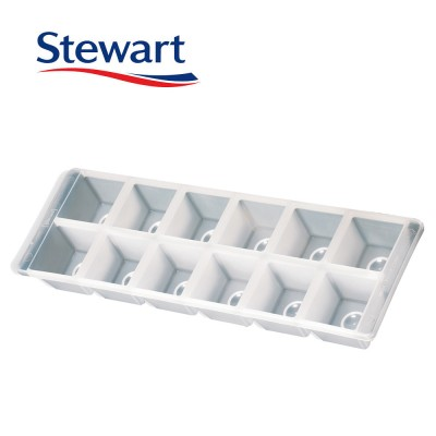 Stewart 1235 12 section ice cube tray