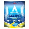 Astonish All In One Dishwasher Tablets x 42