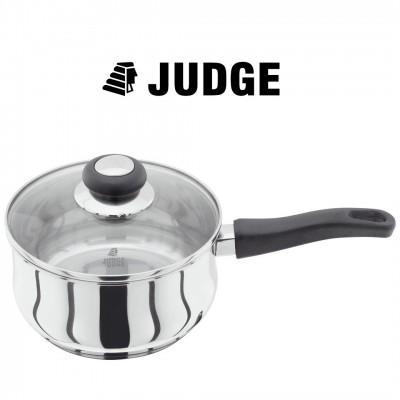 Judge Vista saucepan & lid 20cm