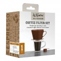 Kitchencraft L'Express Coffee Filter and Measuring Spoon Set