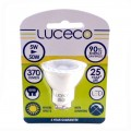 Luceco 5W GU10 LED light bulb