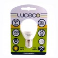 Luceco 3.5W E14 round LED light bulb