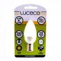 Luceco 3.5W B15 candle LED bulb