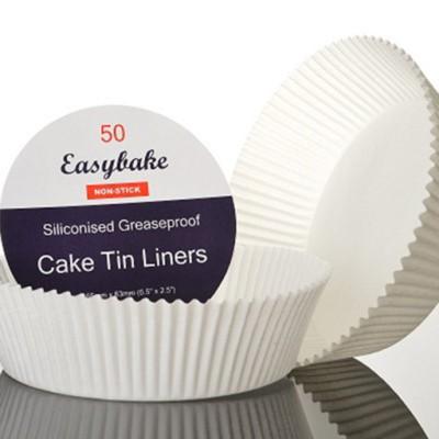 Easybake cake tin liners 8 inch