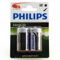 Philips C batteries pack of 2