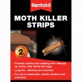 Rentokil moth killer strips pack of 2