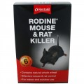 Rentokil Rodine mouse & rat killer 6 sachet pack