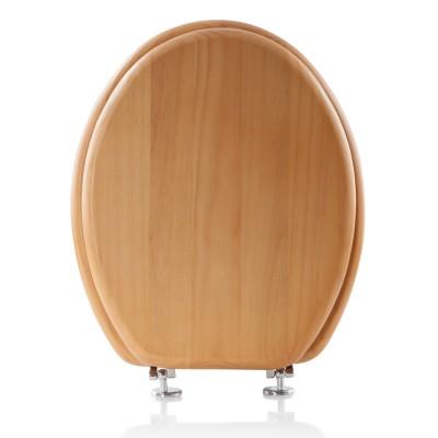 Sabichi antique pine toilet seat