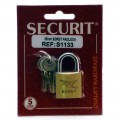 Egret 25mm brass padlock