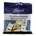 Swish leverlock brackets pack of 5