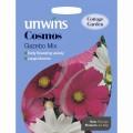 Unwins cosmos seeds (gazebo mix)