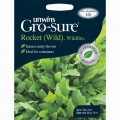 Unwins gro-sure rocket seeds (wildfire)