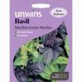 Unwins basil seeds (mediterranean medley)