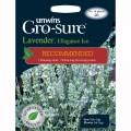 Unwins gro-sure lavender seeds (ellagance ice)