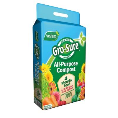 Westland gro-sure compost 10 litre